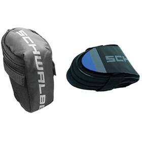 SCHWALBE Road Saddle Bag incl. Tube SV15 40mm/Tire Lever